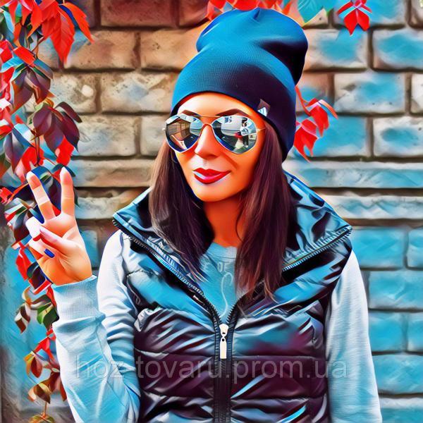 Шапка унисекс Классик(4 цв), шапки оптом, в розницу, шапки от производителя, дропшиппинг