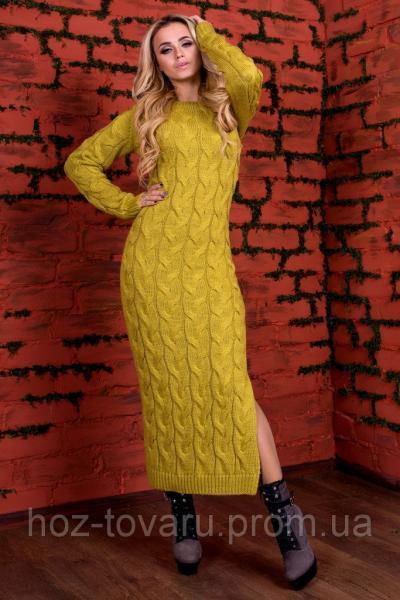 Платье вязанное Лало