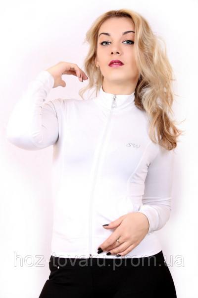 Кофта женская спортивная №1