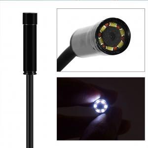 Фото Мини видеокамеры Эндоскоп бороскоп гибкая видеокамера 720P (HD) универсальный для Android и ПК водонепроницаемый шнур кабель 2м 5м 7м 10м