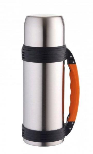 Термос из нерж. стали с ручкой AURORA объем 1,0 л. AU-873
