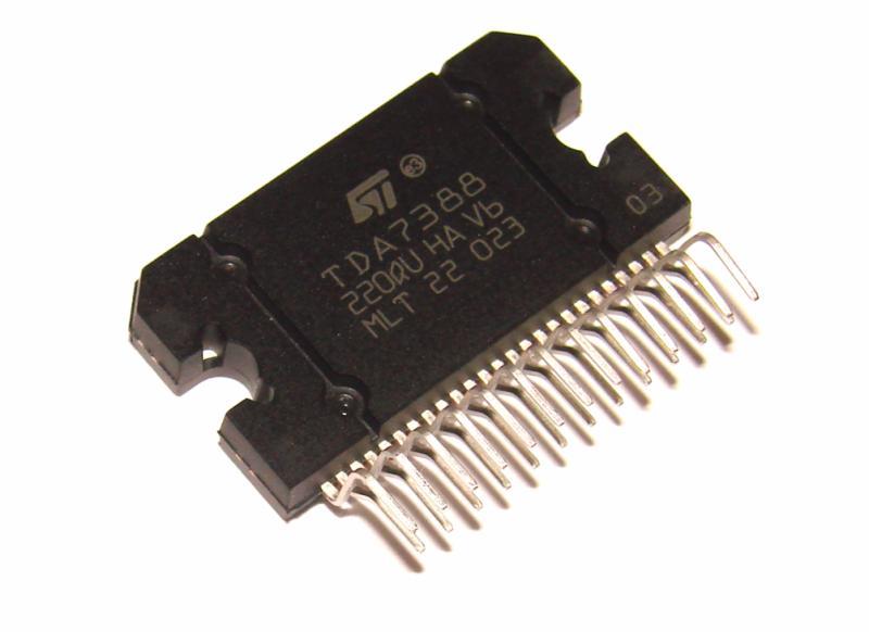 Микросхема TDA7388 STM оригинал