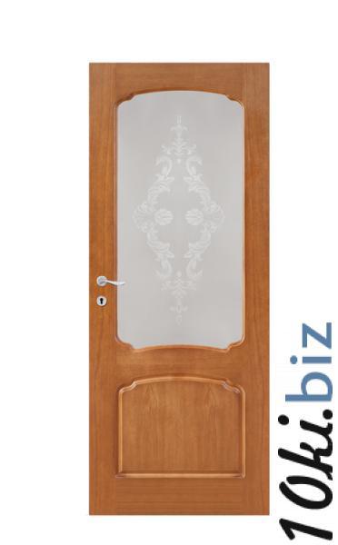 Межкомнатная дверь шпон ПО Хелли