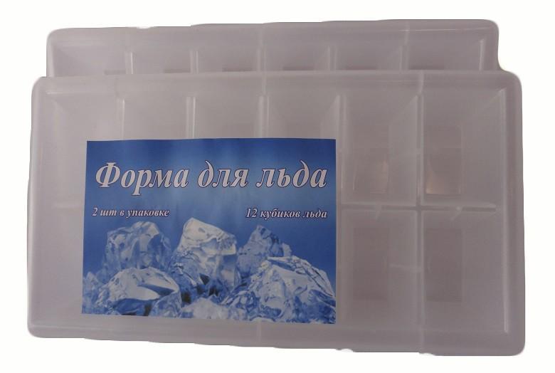 Контейнер для льда из 2х