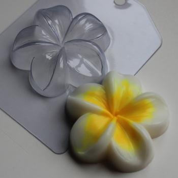 """Молд пластиковый """"Цветок"""" для мыла"""