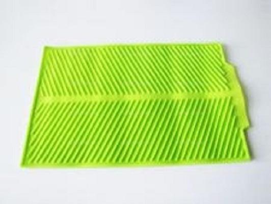 Силиконовый коврик для сушки посуды