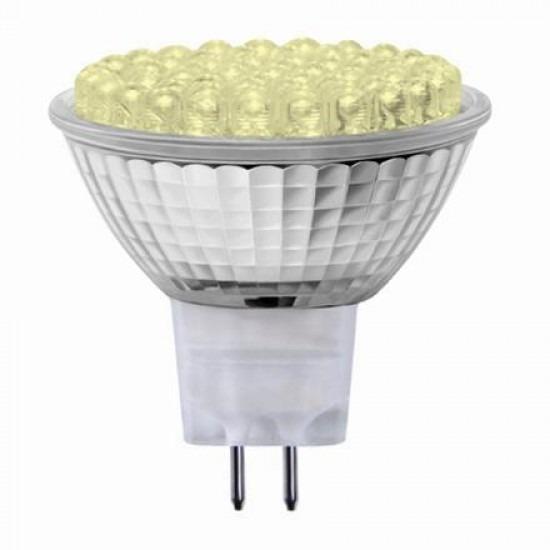 Фото Офисная техника и оборудование (ЦЕНЫ БЕЗ НДС), Светильники, лампы Лампа светодиодная LED LP (3W MR16)