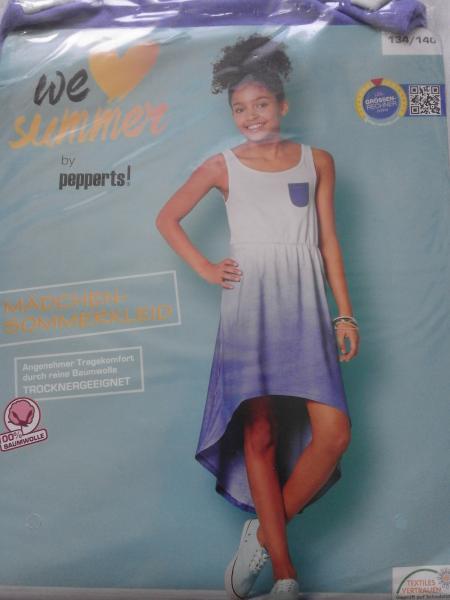 Платье для девочки р.134-140