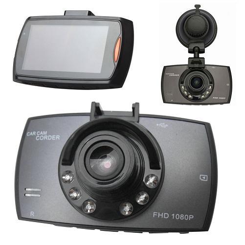 """G30 Видеорегистратор автомобильный мини  LCD 2.7 """" Full HD 1080 P обнаружение движения ночного видения"""