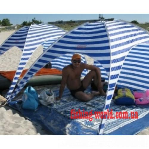 Фото Палатки и Тенты Тент пляжный 4х местный Coleman (Польша)