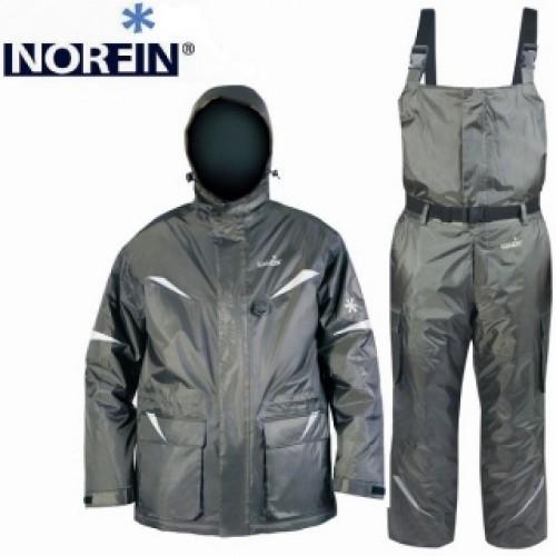 Фото Одежда для рыбаков и охотников, Зимние костюмы Norfin Зимний костюм NORFIN BARRIER (-20°)
