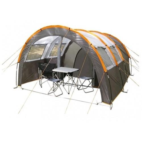 Палатка COLEMAN (4х местная 2х комнатная с тамбуром (Польша)