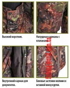 Фото Одежда для рыбаков и охотников, Зимние костюмы Norfin Костюм охотничий зимний NORFIN Extreme 2 Camo
