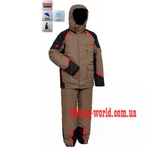 Фото Одежда для рыбаков и охотников, Зимние костюмы Norfin Костюм рыболовный зимний NORFIN Thermal Guard NEW