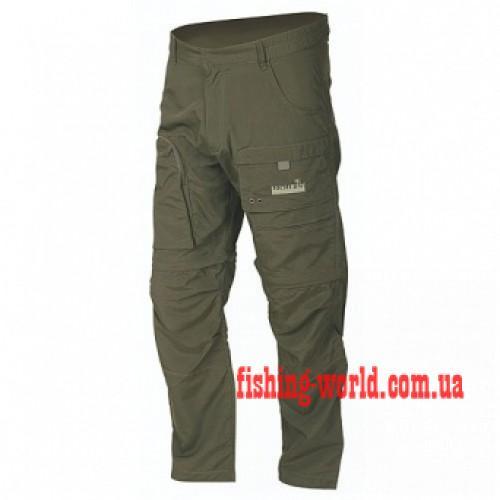 Фото Одежда для рыбаков и охотников, Летняя одежда Штаны Norfin Convertable Pants 06 Р. XXXL