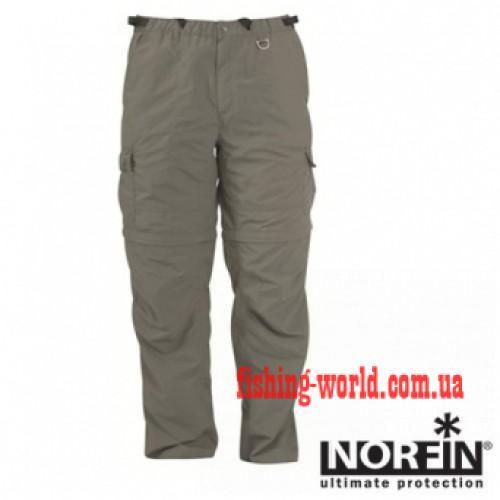 Фото Одежда для рыбаков и охотников, Летняя одежда Штаны-Шорты Norfin Momentum Beige 05 Р. XXL