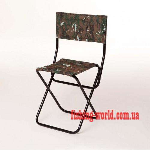 Фото Мебель туристическая Стул Vitan «Рыбацкий со спинкой д. 16 мм»
