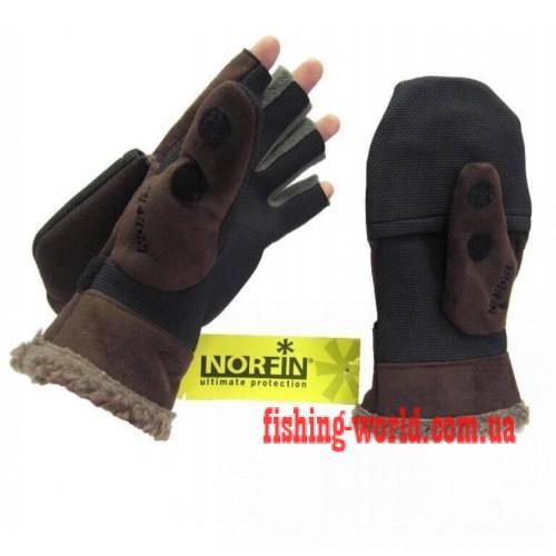 Фото Одежда для рыбаков и охотников, Перчатки, Варежки Перчатки-варежки Norfin 703025