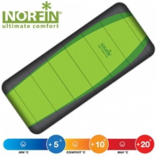 Спальный мешок-одеяло Norfin Light Comfort 200 NF R (NF-30202)