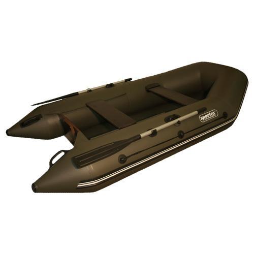 Sportex ШЕЛЬФ 290 моторная надувная лодка