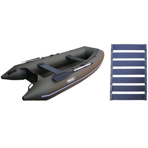 Фото Лодки и Моторы  Sportex ШЕЛЬФ 330 повышенной грузоподъемности моторная надувная лодка