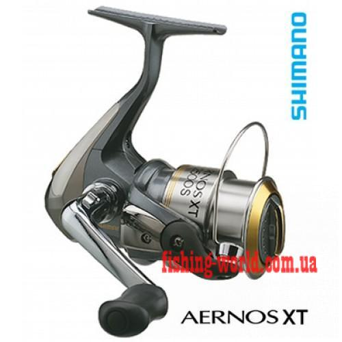 Фото Рыболовные Катушки, Спиннинговые Катушка Shimano Aernos XT 2500 (с передним фрикционом)