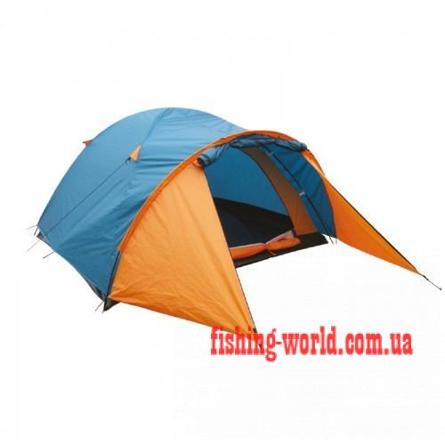 Фото Палатки и Тенты Палатка Flagman Bangkok T109-3 3х местная удобная туристическая палатка Flagman