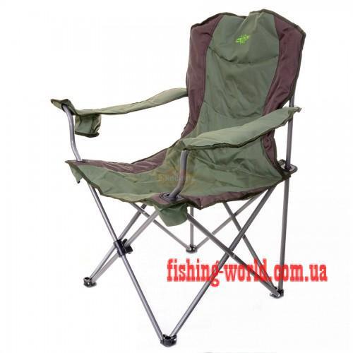 Фото Мебель туристическая Кресло Carp Pro рыболовное с подлокотниками CSW-LB33