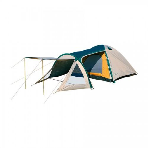 Фото Палатки и Тенты Палатка Flagman Denver T-106-3 трехместная, на два входа