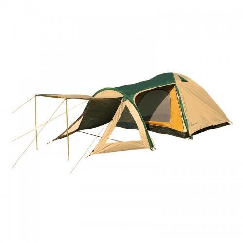 Фото Палатки и Тенты Палатка Flagman Denver T-106-4 Купить четырехместная, на два входа