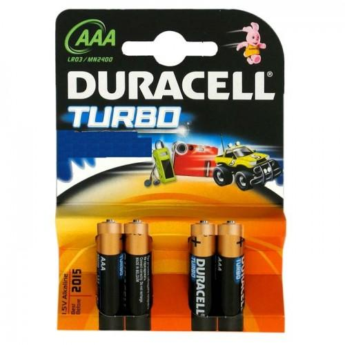 Батарейка DURACELL TURBO LR 03