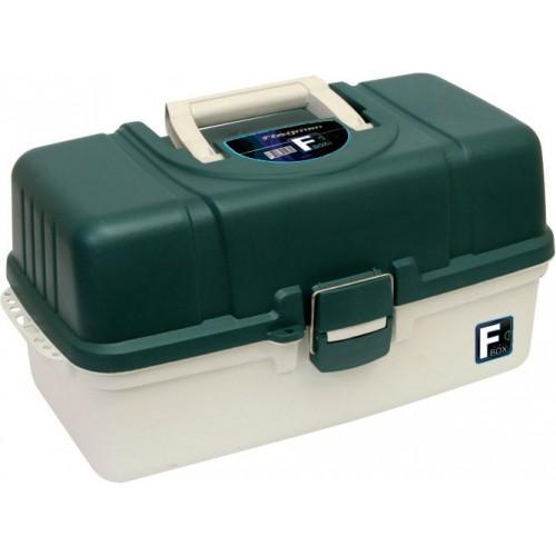Коробки для рыбалки - FLAGMAN Ящик пластиковый 3-х полочный XL F7004