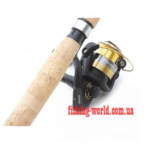 Фото Рыболовные Катушки, Спиннинговые Катушка OKUMA Safina Noir SFR 65FD