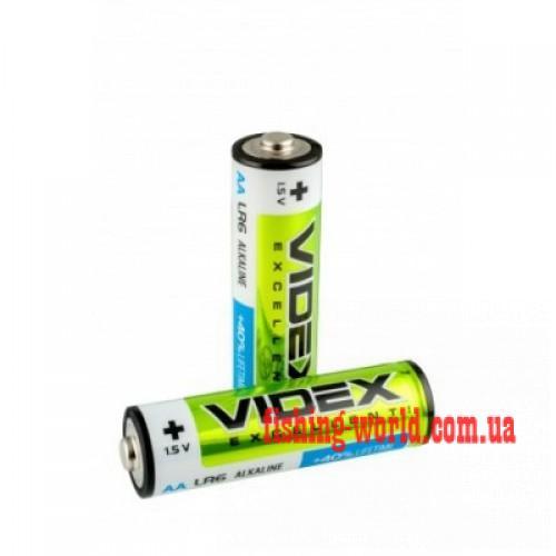 Фото Фонари, Компасы, Элементы питания, Элементы питания Батарейка Videx LR06