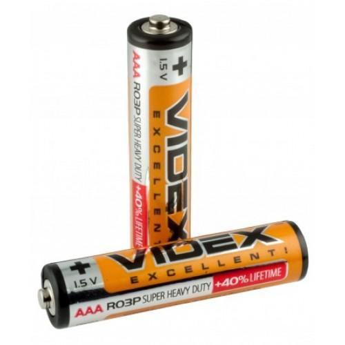 Батарейка Videx R03