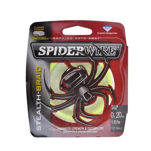 Шнур Spiderwire stealth 0.25mm Moss Green 137m