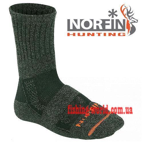 Фото Одежда для рыбаков и охотников, Термоноски, Вставки в обувь Термоноски Norfin Hunting 741