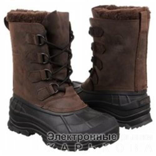 cae6a50b8 Ботинки зимние Kamik Alborg - Обувь для охоты и рыбалки на рынке Барабашова