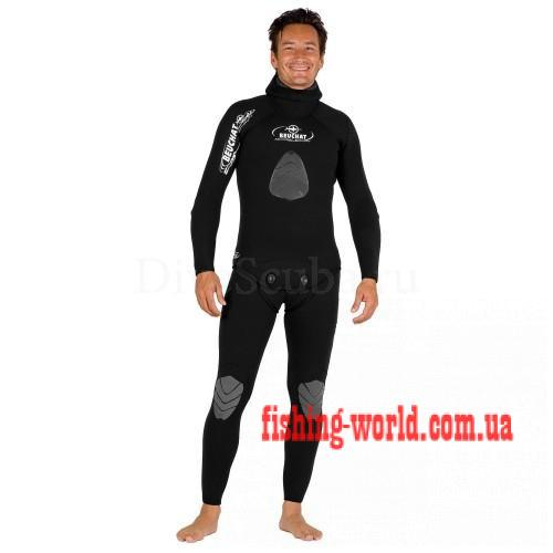 Фото Подводная охота, Дайвинг, Гидрокостюмы Гидрокостюм Beuchat MUNDIAL EQUIPE 5.5 мм