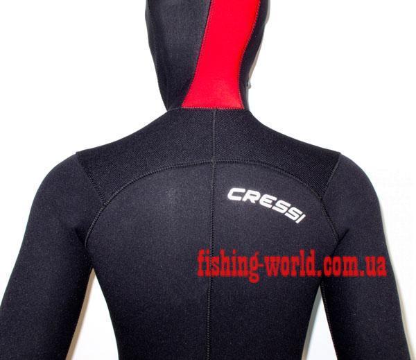 Фото Подводная охота, Дайвинг, Гидрокостюмы Гидрокостюм Cressi-sub DIVER 5 мм