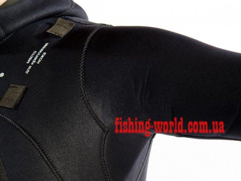 Фото Подводная охота, Дайвинг, Гидрокостюмы Гидрокостюм SARGAN Сивуч 5 мм