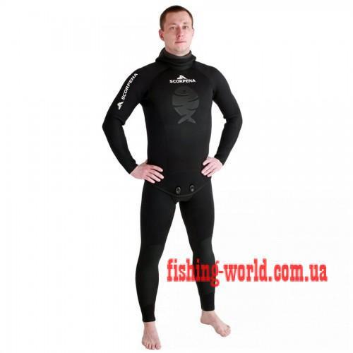 Фото Подводная охота, Дайвинг, Гидрокостюмы Гидрокостюм Scorpena B  7 мм