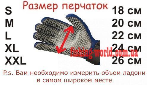 Фото Подводная охота, Дайвинг, Перчатки для подводной охоты Перчатки Gauntlet Glove 5 мм Bare