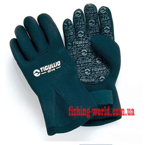 Фото Подводная охота, Дайвинг, Перчатки для подводной охоты Перчатки Tigullio ANTISKID 3 мм