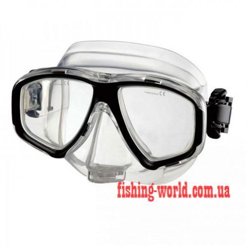 Фото Подводная охота, Дайвинг, Маски Подводная маска IST MP202BK BALLENA