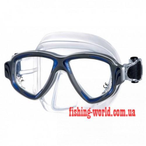 Фото Подводная охота, Дайвинг, Маски Подводная маска с диоптрийными линзами IST M200 SYNTHESIS