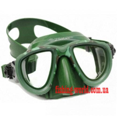 Фото Подводная охота, Дайвинг, Маски Маска Picasso Deep Green