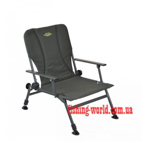 Фото Мебель туристическая Carp Pro Кресло карповое с регулируемой спинкой