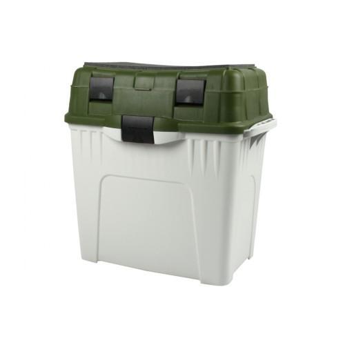 Ящик Aquatech зимний 2870 (зеленый)