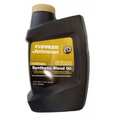 Масло для 4-х тактных лодочных моторов Johnson/Evinrude Ultra